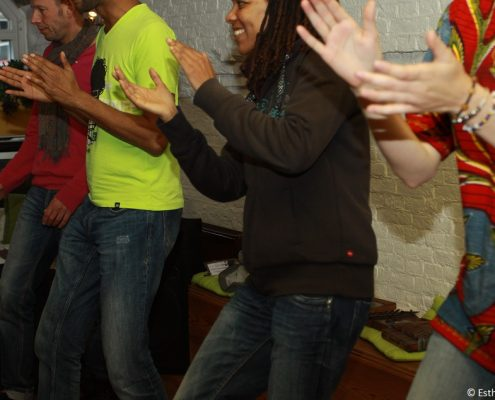Body percussion and African Dance Workshops
