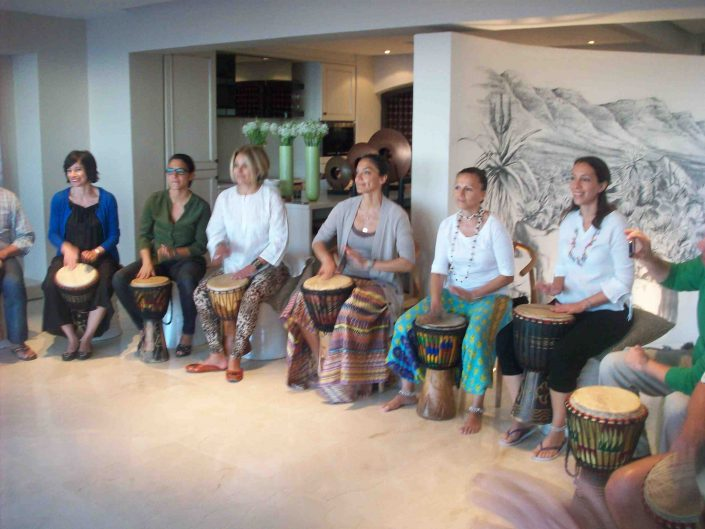 Djembe Drumming Workshops