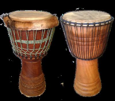 Large Djembe Drum