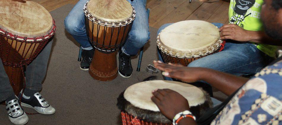 percussie workshop antwerpen